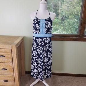 LOFT size 10 halter dress